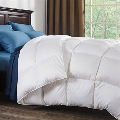 what is the best material for comforters puredown 850 fill power white down comforter 400 thread