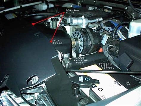 2001 gmc sierra 2500 transmission control module partstrain com fast idle installation instructions