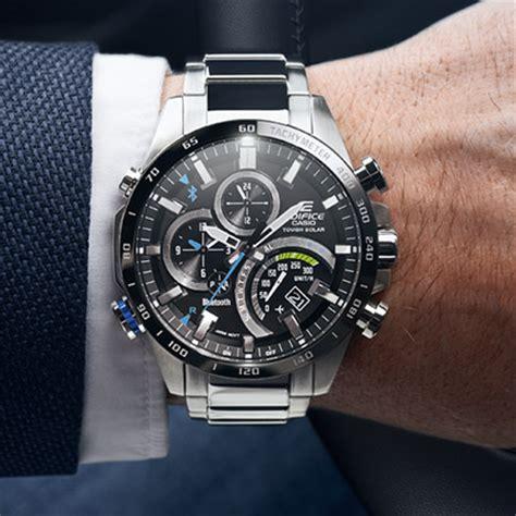 Casio EQB 501XDB: Infos und Ersteinschätzung zur Connected Watch