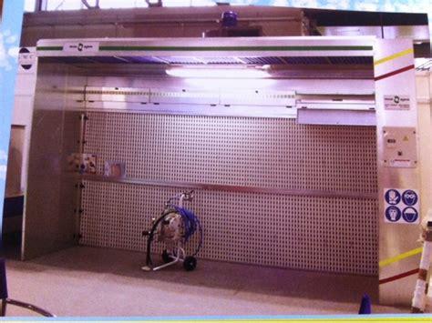 cabine per verniciatura usate cabina di verniciatura mt 4 usata como lombardia