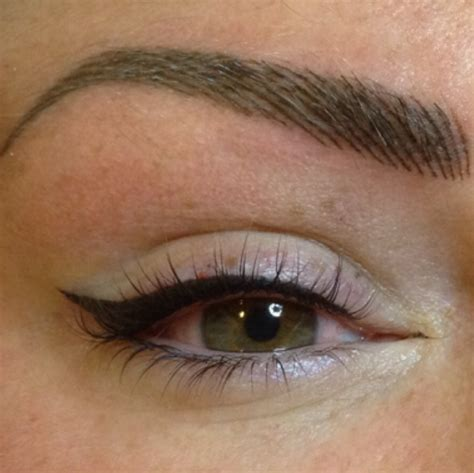 tattoo with eyeliner permanent eyeliner tattoos eyelash enhancement