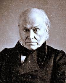 Representative adams copied from a lost daguerreotype taken in 1843