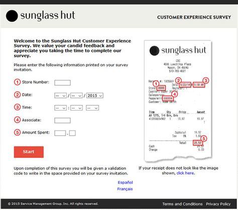 Sunglass Hut Printable Coupon