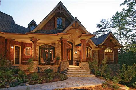 farmhouse plans craftsman home plans type of house american craftsman house