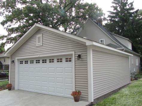 Regency Garage by Garage Sizes 171 Regency Garages Chicago Garage Builder