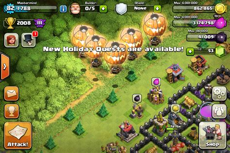 christmas tree clash of clans christmas tree clash of