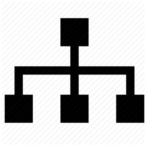 design icon head office corporate office persons schema structure icon icon