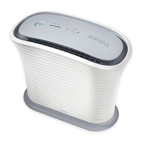 buy homedics small room air purifier from bed bath beyond