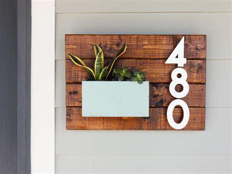 design house numbers uk diy house number sign craftivity designs