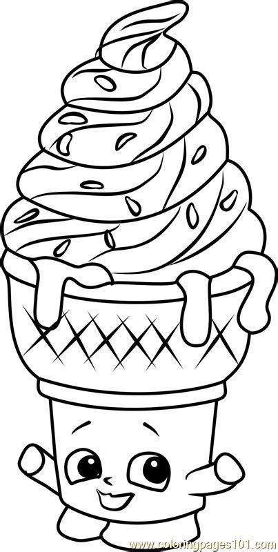 pin  jennifer vargas  coloring pages shopkins