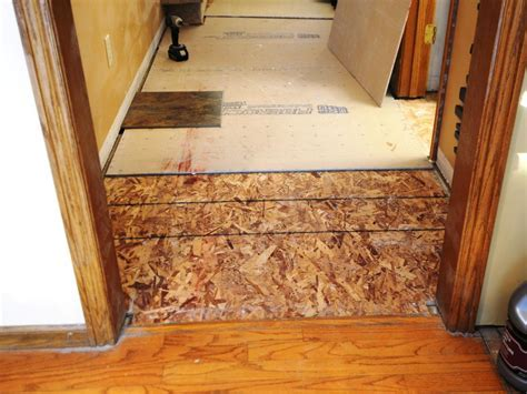 How To Remove A Tile Floor From Plywood Flooring Sw