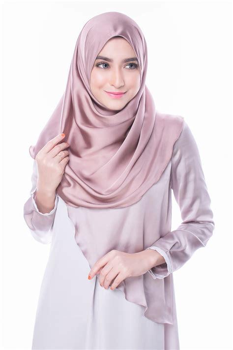tutorial hijab pasmina satin 2 warna tutorial hijab style til cantik elegan dengan hijab