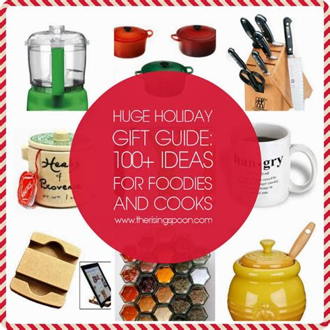 gift ideas for cooks huge holiday gift guide 100 ideas for foodies cooks