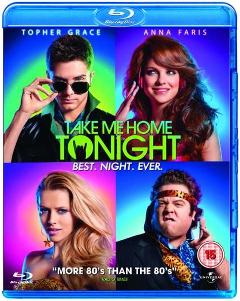 take me home tonight zavvi