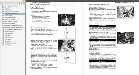 small engine repair manuals free download 1990 suzuki sidekick head up display sle