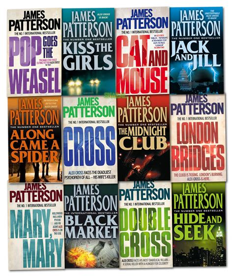 the vs alex cross books patterson alex cross series collection 13 books set