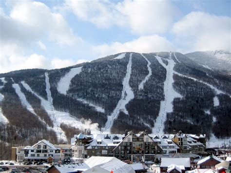 mountain vt vail resorts is buying vermont s stowe mountain resort boston magazine