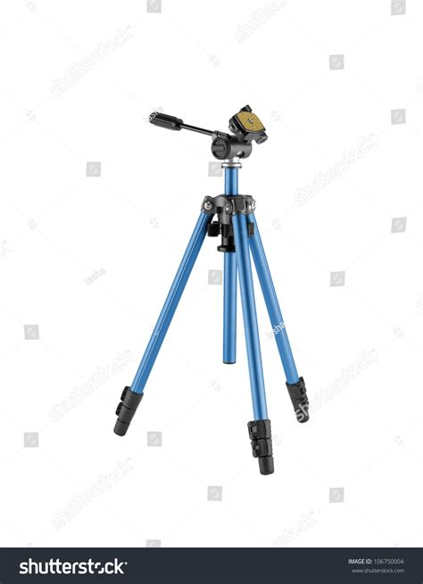 camera stand wallpaper camera stand tripod isolated on white background stock
