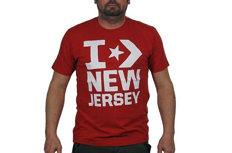 New Tshirt Converse converse new jersey t shirt rosso h2000u353ros sconto 60
