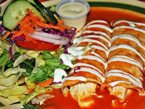 enchiladas rojas de queso enchiladas rojas de pollo o queso gratinadas acompa 241 adas
