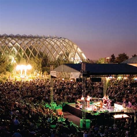 Denver Botanic Gardens Concerts Denver Botanic Gardens Botanic Gardens Summer Concert Series