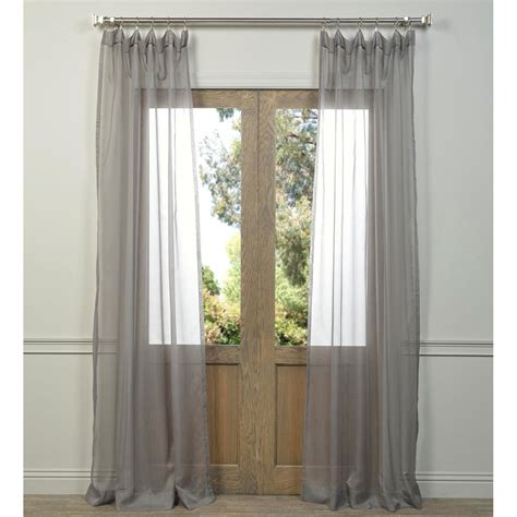 half priced drapes half price drapes sweden semi opaque curtain panel