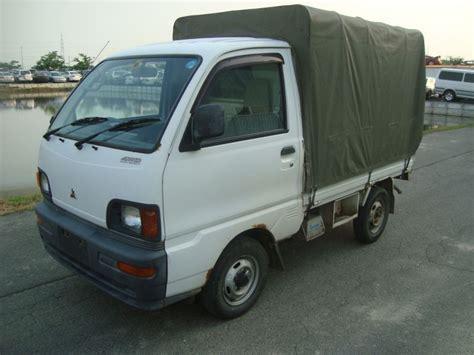 mitsubishi minicab truck mitsubishi minicab truck 1996 used for sale