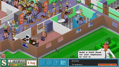 download theme hospital pc game theme hospital for pc download