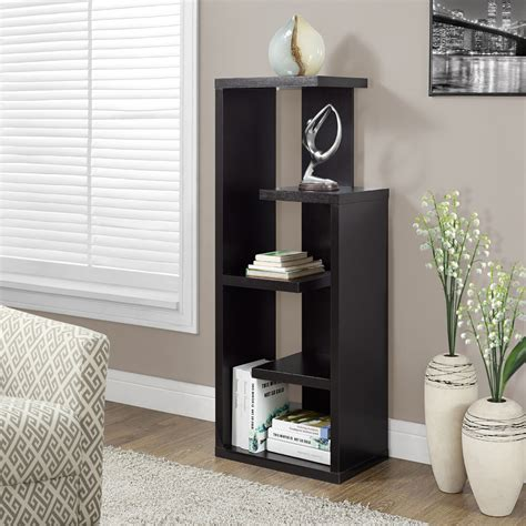 anson display unit in cappuccino living room storage