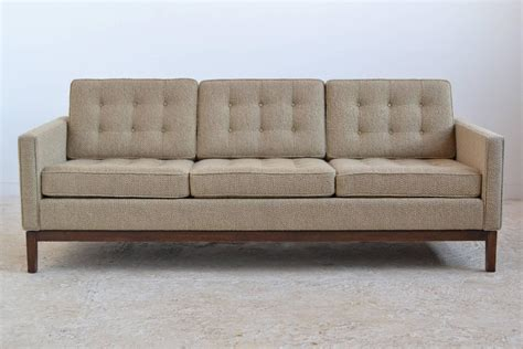 steelcase sofa florence knoll style sofa by steelcase at 1stdibs