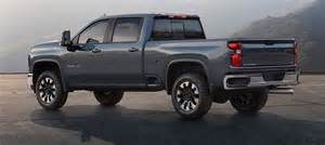 Chevrolet For 2020 by 2020 Chevrolet Silverado Hd Looks Bling Bling In High