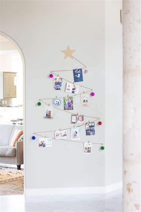 How To Make Handmade Hanging Ls - 10 diy tree alternatives that are trending right