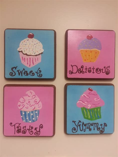 cupcake home decor kitchen cupcake theme kitchen home decor