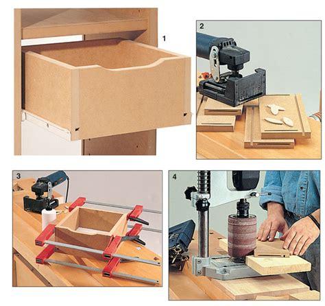 costruire un cassetto in legno mobile bagno fai da te guida completa alla costruzione