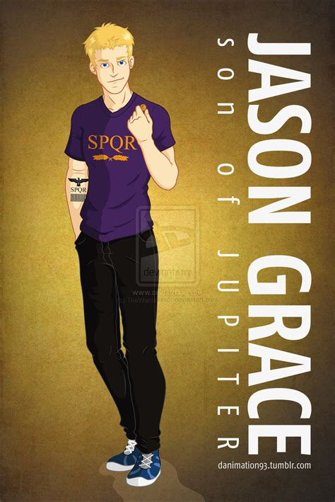 jason grace son of jupiter by thewandmaker on deviantart