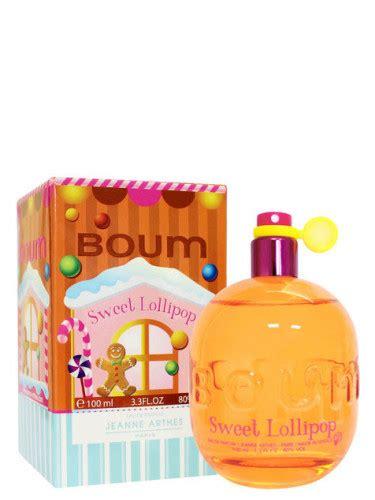 Jeanne Arthes Boum boum sweet lollipop jeanne arthes perfume a fragrance
