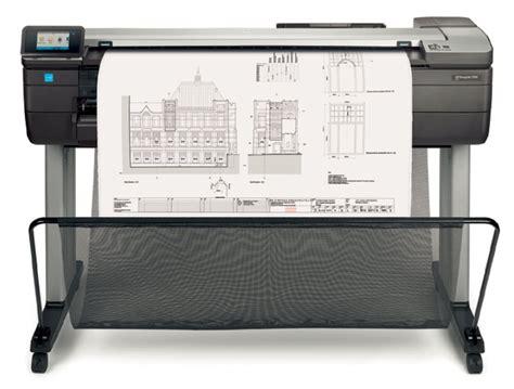 Printer A1 hp designjet t830 multifunction printer new