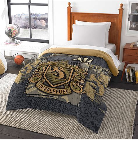 harry potter bedding comforter these harry potter house comforters are the ultimate gift for any hp lover in your
