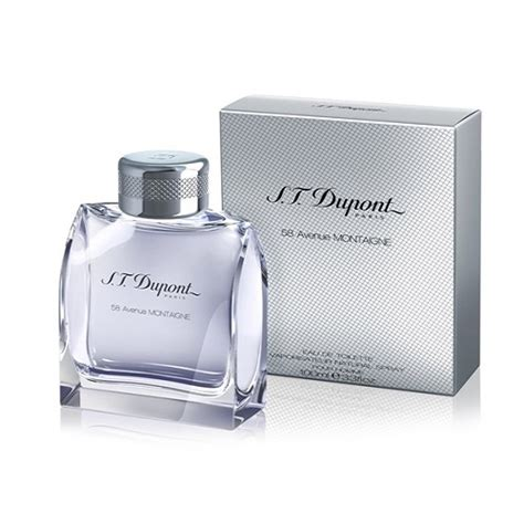 S T Dupont 58 Avenue Montaigne For Edt 100ml st dupont 58 avenue montaigne edt for fragrancecart