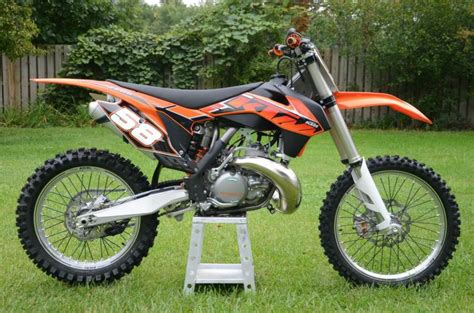 Used Ktm 250 Sx For Sale 2014 Ktm 250 Sx Brand New Never Used For Sale On