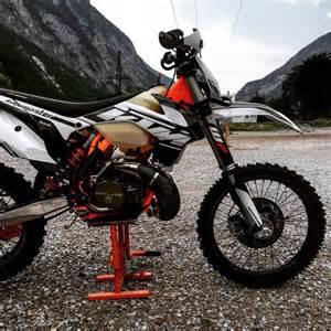 Ktm 300 Gearing Ktm 300 Exc 2t 2015 White Black Moto