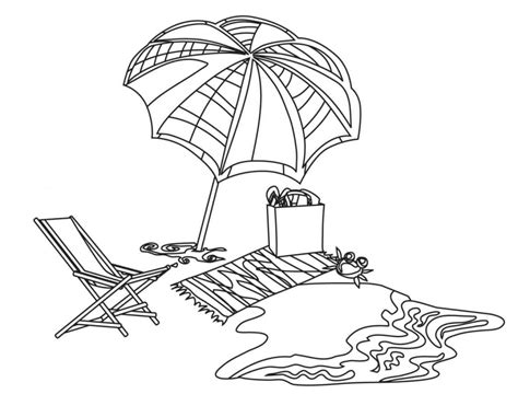 coloring pages of pictures free printable beach coloring pages for kids