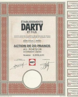 darty bondy siege etablissements darty et fils