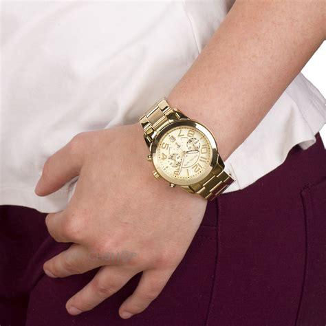 Home Design Alternatives ladies michael kors mercer chronograph watch mk5726