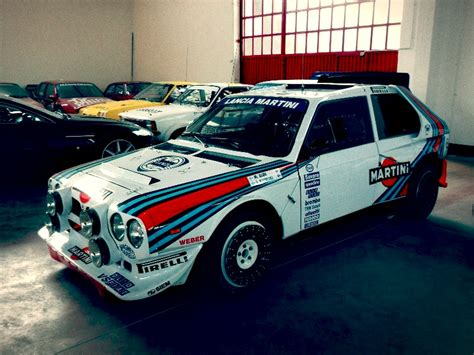 rally car for sale 1985 lancia delta s4 b retro