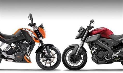 Mt Ktm Yamaha Mt 125 Vs Ktm 125 Duke Which One Is Better New