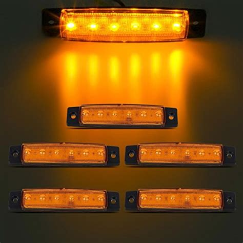 led boat trailer running lights compare price rear trailer running lights on