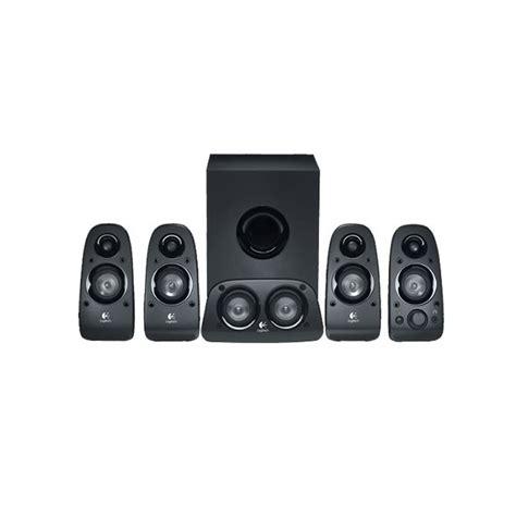 logitech surround sound pc speaker 5 1 home cinema theater
