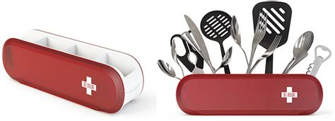victorinox knife kitchen set charlie at grill pinterest art lebedev turns utensils into giant folding knife wired