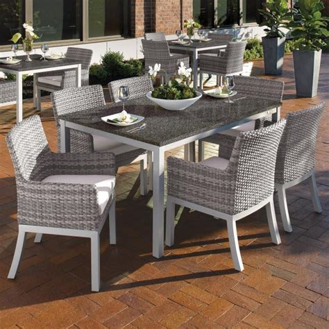 oxford garden travira dining table oxford garden travira seven dining set